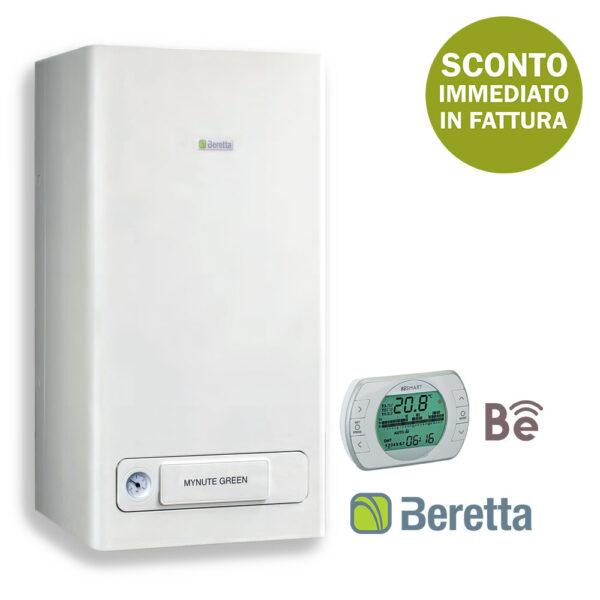 Caldaia Beretta Mynute Green E