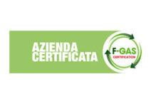Certificazione FGas